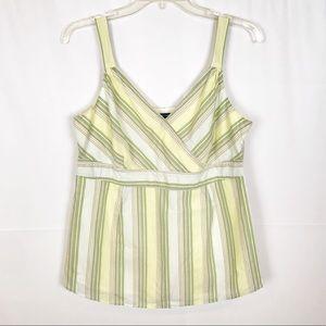 🌺GAP MATERNITY Cotton Striped Tank Top-Small